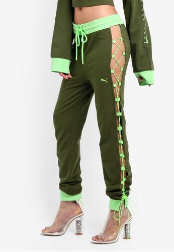 a5199a2f42582b Buy Puma Select Puma X Fenty Laced Sweatpants Online | ZALORA Malaysia