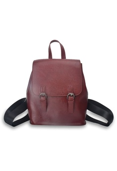1510e882 LULUGIFT LULUGIFT Fashion Women PU Leather Backpack 12BDAAC1ADA689GS_1
