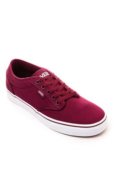 Atwood (Canvas) Lace-up Sneakers