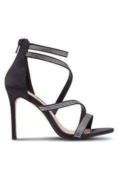 ce892f188bd Miss Selfridge black Hadleigh Diamond Heels C91C6SH31C21C6GS 1