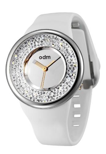 Odm - Jam Tangan Wanita - DD156-01 - White Silver