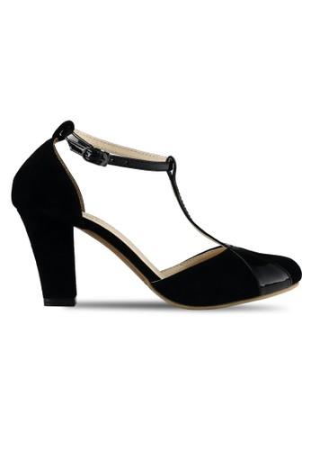 CLAYMORE black Claymore sepatu high heels B 711B - Black CL635SH81MHYID_1