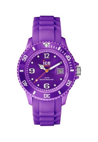 Ice Forever 永esprit hk store恆矽膠中性圓錶, 錶類, 飾品配件