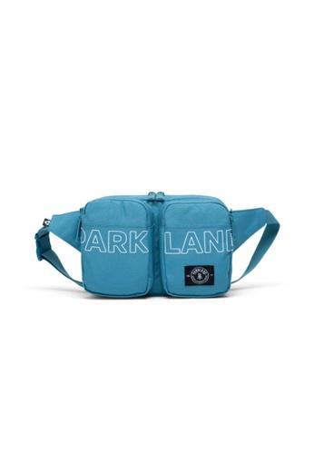 Parkland blue Parkland Fergie Hip Pack Storm Screen - 3L D024DAC625A253GS_1