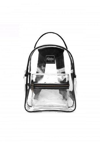 The Adventure black Backpack PVC Briar ABC97AC7E12C2DGS_1
