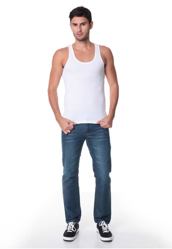 Shop Walker Underwear Regular Sando Online On Zalora