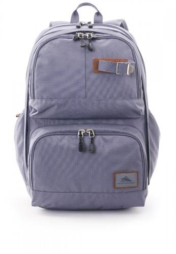 High Sierra grey Epic Daypack Slate 9E5B8AC390DE4BGS_1
