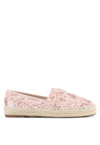VINCCI pink Lace Espadrilles VI831SH0RZKTMY_1