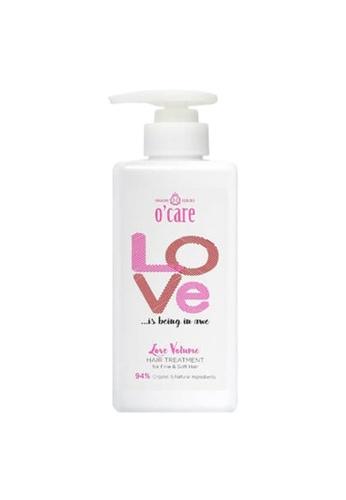 O'care O'CARE Love Volume Hair Treatment 500ml 4F76FBEA5EB8ABGS_1