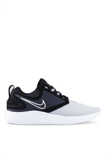 Nike grey Men's Nike Lunar Solo Running Shoes NI126SH0RUBLMY_1
