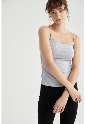 DeFacto grey Woman Underwear Athlete 03FDCAA2AE26A8GS_1