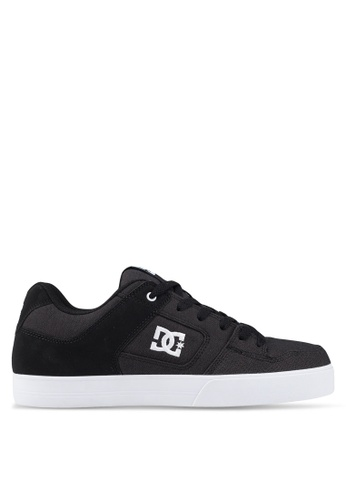 DC Shoes black Pure TX SE Shoes A9A9DSH6E4BD42GS_1