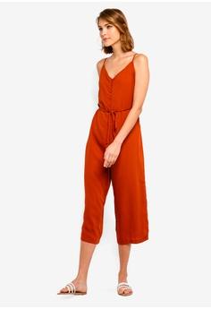 103919865bb 10% OFF Cotton On Woven Jojo Strappy Jumpsuit S  39.99 NOW S  35.90 Sizes  XXS XS S M L