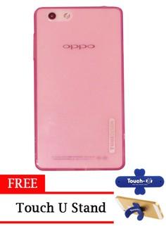 harga Tunedesign LiteAir - Oppo R1 - Peach Zalora.co.id