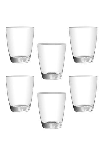 Union Glass n/a Thailand Premium Clear Glass Rock Glass Water, Juice, Soda, Liquor Glass 265ml - 9oz Set of 6 14D70HL904BCE1GS_1
