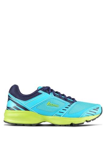 Legas blue D4 LA M Shoes LE684SH0S2MJMY_1