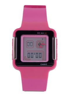 Casio LCF-20-4DR 時尚電子錶