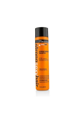 Sexy Hair Concepts SEXY HAIR CONCEPTS - Strong Sexy Hair Strengthening Nourishing Anti-Breakage Shampoo 300ml/10.1oz B8D0FBE308E3BFGS_1
