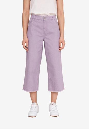 Noisy May purple Amanda Wide Jeans 861C0AAC92C82BGS_1