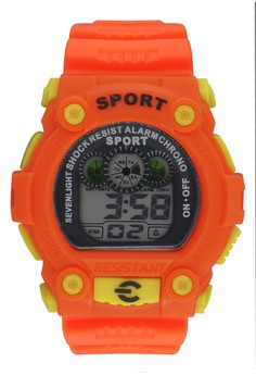 Sport Shock Resist Unisex Digital Watch H-803
