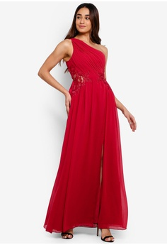 41a035218d0f Little Mistress red Red Maxi Dress 14B9BAA95EE267GS_1