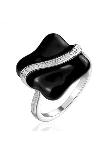 Tiaria white Tiaria Gold Plated Ring Casual Fashion SPCR672-7--K10 EA2AFACA3C1D95GS_1