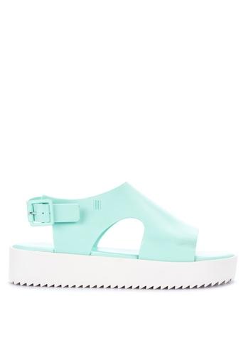 Melissa green Hotness Sandals 2B9AFSH29CD3CBGS_1