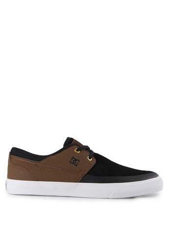 DC black and multi and brown Wes Kremer 2 S M Shoe Bb8 DC810SH0UJ68ID_1