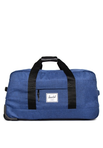 Shop Herschel Wheelie Outfitter Travel Bag Online on ZALORA Philippines 7b369465306f2