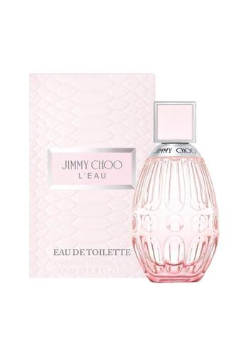 Jimmy Choo pink Jimmy Choo L'Eau EDT 40ml 707A2BE73F18DBGS_1
