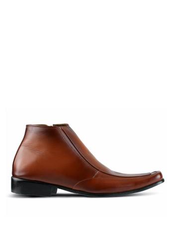 Sogno brown Sepatu Pantofel PriaGF.8202 0DE99SHB2DC968GS_1