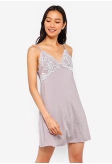 e7d574aa57 SMROCCO Silk Long Sleeve Long Pants Pyjamas Set L7019-CAM RM 229.00 NOW RM  89.00 · Lianne 2-Tone Night Dress 7C586AA51E1A1BGS 1