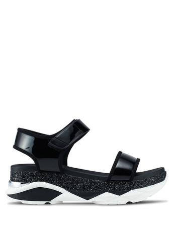 ALDO black Zarella. Flat Sandals E2C71SHEC23117GS_1