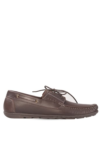 Tony Perotti brown Tony Perotti Loafers Alonzo - Brown TO890SH0VNFHID_1