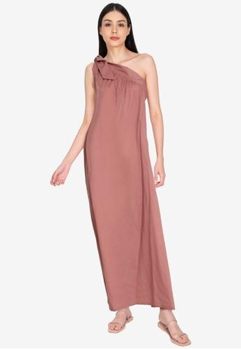Maria Elena pink Marciana Dress 67D18AA2A54996GS_1