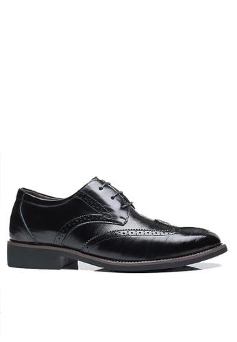 Twenty Eight Shoes 黑色 英式紳士真皮牛津鞋MC7196 C5BEESH8A59FE5GS_1
