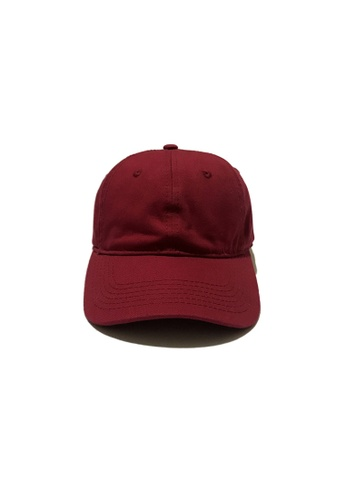 Kings Collection red Red Baseball Cap (KCHT2030) 275C5AC5AA1474GS_1