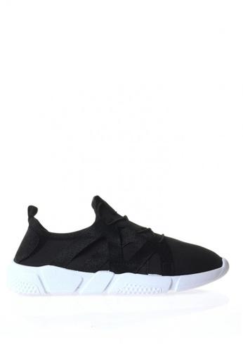 New York Sneakers black Alger Men's Rubber Shoes CFA00SH0D331CCGS_1
