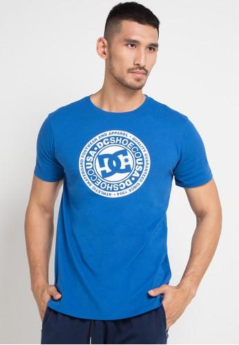 DC blue and multi Circle Star Ss 2 Id Shirts 8DBA9AA318459DGS 1 4608e558cc