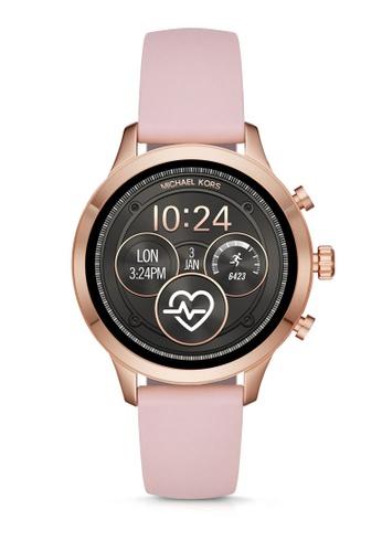 787930f4d0b2 Buy MICHAEL KORS Runway Touchscreen Smartwatch MKT5048 Online on ZALORA  Singapore