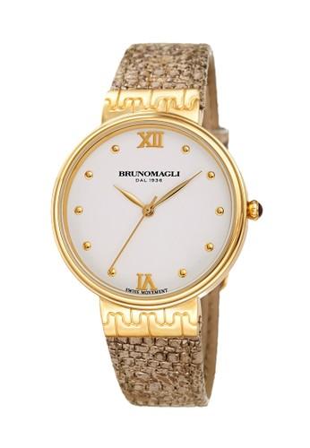 Bruno Magli gold Bruno Magli Isabella 15.181102.GG Jam Tangan Wanita Gold EC35CAC046169EGS_1