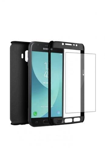new arrivals f12bb 87bb1 Samsung Galaxy J4 2018 360 Degree Full Body Armor Case