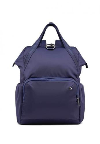 Pacsafe blue Citysafe Cx Backpack Nightfall 00A10AC993DEA6GS_1