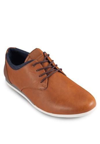 Aauwen 休閒皮鞋, 鞋,zalora時尚購物網評價 鞋