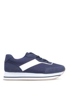 【ZALORA】 懶人鞋 Platform 運動鞋