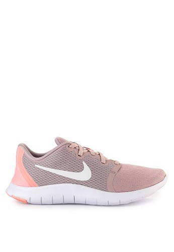 pretty nice 25e81 ad2bc Nike pink Wmns Nike Flex Contact 2 Shoes 8704ESH8893A74GS1