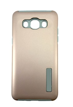 Dual Pro HardShell Case with Impact Absorbing Core for Samsung Galaxy J710 (J7 2016)