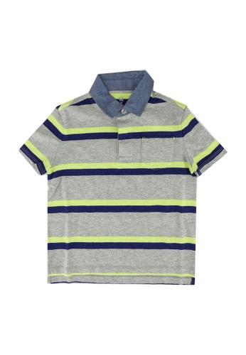 GAP grey Polo Shirt FE0C8KA367B205GS_1