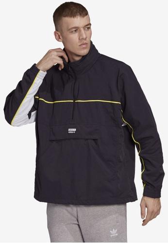 ADIDAS black d tt 2 jacket A3047AA4F48DE5GS_1