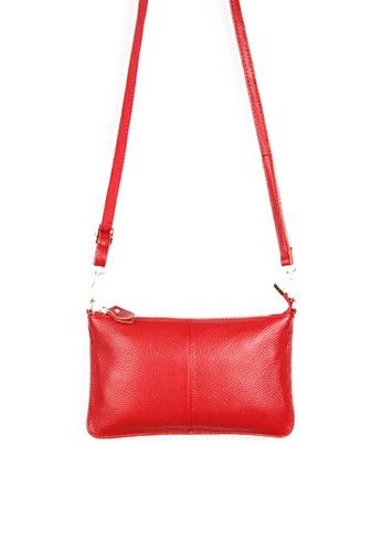 HAPPY FRIDAYS Ultrathin Litchi Grain Leather Shoulder Bags JN906 BD9DBACB62E84EGS_1